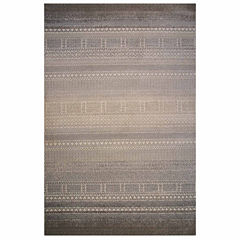 La Rugs Tibet Pattern Rectangular Runner