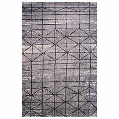 La Rugs Tibet Pattern Iii Rectangular Runner