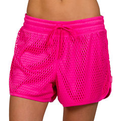 Jockey Mesh Workout Shorts