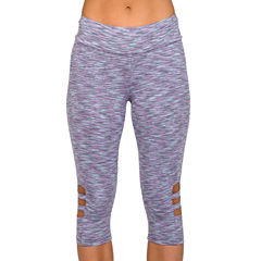 Jockey Jersey Workout Capris