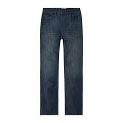 Levi's® 514™ Straight-Fit Jeans - Boys 8-18, Slim and Husky