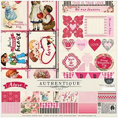 Authentique Paper 19-pc. Adore Collection Kit