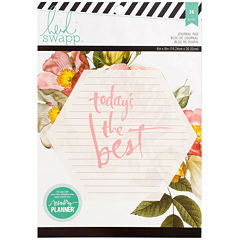 American Crafts Planner Journal Paper Pad