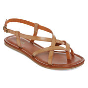 Mia Girl® Cruise Flat Sandals