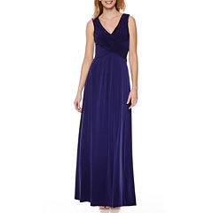 Melrose Sleeveless Formal Gown