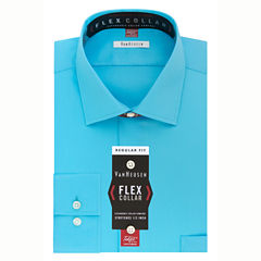 Van Heusen Van Heusen Flex Collar Long Sleeve Dress Shirt