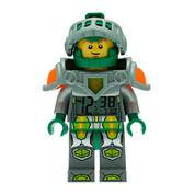 LEGO® Nexo Knights Aaron Minifigure Alarm Clock