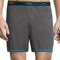 Hanes® X-Temp Performance Knit Boxers