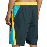 Nike® Color Surge Jet Volley Shorts