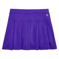 Xersion Solid Knit Skorts - Preschool Girls