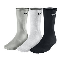 Nike® 3-pk. Performance Crew Socks