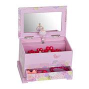 Mele & Co. Piper Girls Musical Jewelry Box