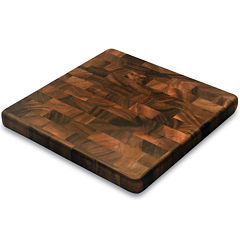 Ironwood Square End Grain Chef's Board