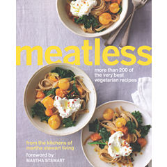 Martha Stewart Meatless Cookbook