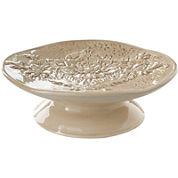 Queen Street® Bianca Damask Soap Dish