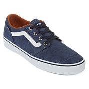 Vans® Chapman Stripe Mens Athletic Skate Shoes