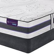 Serta® iComfort® Hybrid HB500S Ultra Plush - Mattress + Box Spring