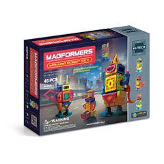 Magformers Walking Robot Set 45 PC