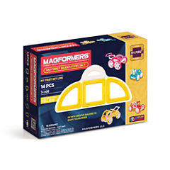 Magformers My First Buggy 14 PC. Set - Yellow