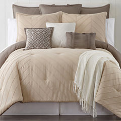 Home Expressions Arden 10-pc. Comforter Set