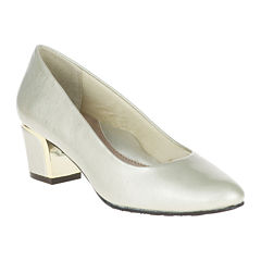 Soft Style® by Hush Puppies Deanna Leather Pumps
