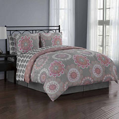 Avondale Manor Elsa 8-pc. Midweight Reversible Comforter Set