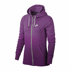 Nike Hooded Fleece Jacket