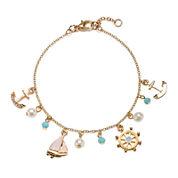 Mixit™ Nautical Charm Bracelet