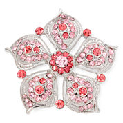 Monet® Box Flower Pin