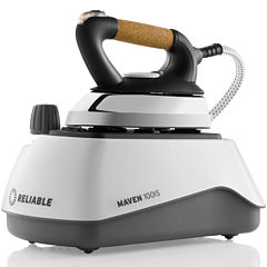 Reliable Maven 100IS Home Ironing Station With Lightweight Iron