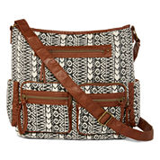 Arizona Front Double Pocket Crossbody Bag