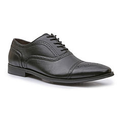 Giorgio Brutini® Baylor Mens Cap-Toe Oxfords