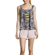 Disney Shorts Pajama Set-Juniors