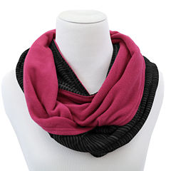Cuddl Duds® Fleece Cold Weather Infinity Scarf