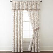 JCPenney Home™ Stonebridge 2-Pack Rod-Pocket Curtain Panels