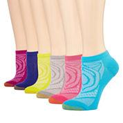 Gold Toe 6-pc. No Show Socks
