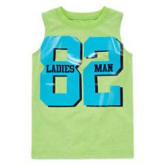 Okie Dokie Muscle T-Shirt - Preschool Boys