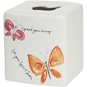 Creative Bath™ Flutterby Tissue Holder