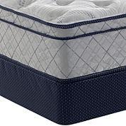 Serta® Perfect Sleeper® Sunridge Euro-Top Plush - Mattress + Box Spring