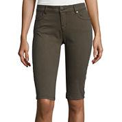 i jeans by Buffalo Cozy Vest, Screen Tank Top or Skinny Bermuda Shorts