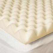 Science of Sleep® Multi-Support Memory Foam Mattress Topper