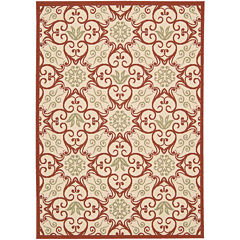 Nourison® Ironworks Indoor/Outdoor Rectangular Rug