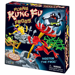 PlayMonster Flying Kung Fu Frogs