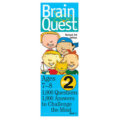 Workman Publishing Brain Quest - 2nd Grade