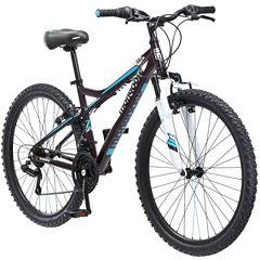 Mongoose Womens Front Suspension Mountain Bike
