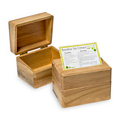 Honey-Can-Do Recipe Box