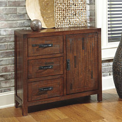 Signature Design by Ashley® Vennilux 3-Drawer Console Table