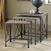 Signature Design by Ashley Vennilux 3-pc. Nesting Tables