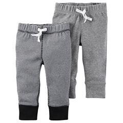 Carter's Little Baby Basics Boy 2-Pack Pants