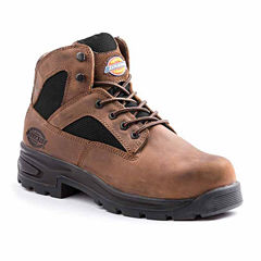Dickies Buffer Mens Slip Resistant Steel Toe Work Boots